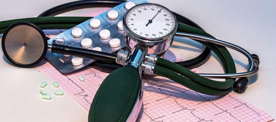 Blutdruck-Medikamente