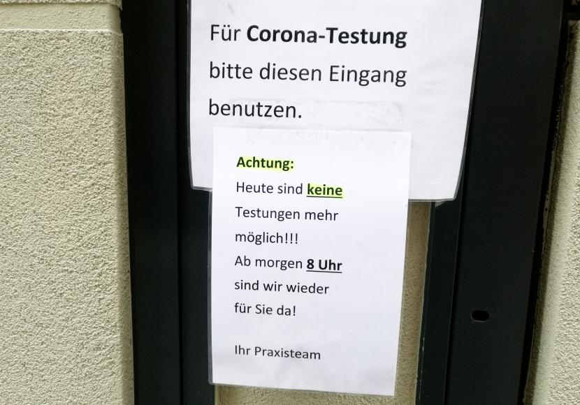 Kosten Corona Test Für Urlaub